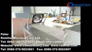 Cube Sugar Production Line-Romiter Machinery