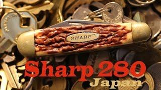 Video Sharp 280 Japan Tear Drop Pocket Knife download MP3, 3GP, MP4, WEBM, AVI, FLV Agustus 2018