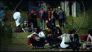 Újból verekedtek a migránsok a boszniai Velika Kladusában