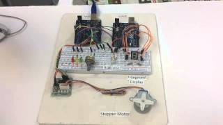 i2c - Rpi Slave and Arduino Master - Raspberry Pi Stack