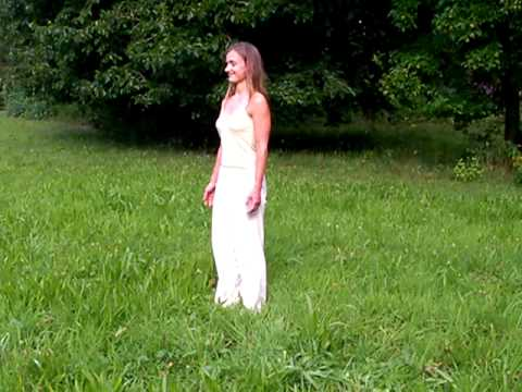 relaxing yoga standing position  youtube
