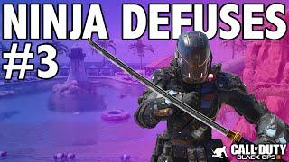 BO3: NINJA DEFUSE MONTAGE! #3 (Ninja Defuses, Funny Moments & Trolling)