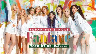 Gambar cover TWICE『Fanfare』Information Video