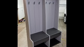 Unbox and Assemble of Lifetime Products - Storage Locker - Model 60226