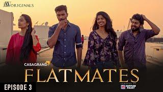 Flatmates   Episode 3   Tamil Web Series   ft Dipshi Blessy Akash Premkumar Karthik Baskar   JFW