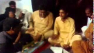 Ravi Road Reciting Ay Musalman Kash Socha Hota Sehwan 2010