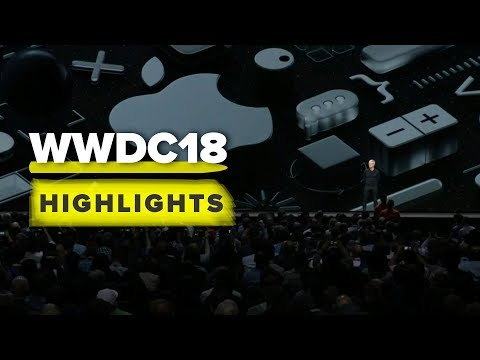 Apple WWDC keynote highlights in 18 minutes