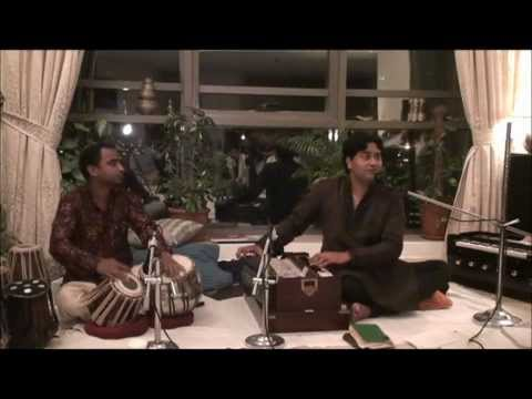 Surinder Khan - Kuch Din Baso. (Ghulam Ali Khan´song)