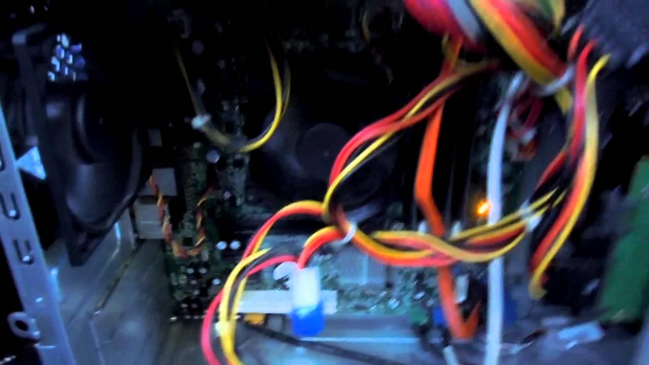 Solved: Processor Fan Revving Problem - Dell Community
