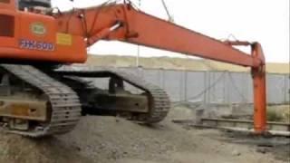 Video Bagger FIAT HITACHI FHK 600 SUPER LONG FRONT / Excavator - Soeren66 download MP3, 3GP, MP4, WEBM, AVI, FLV Juni 2017