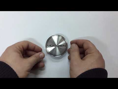Колпачки на диски Vossen 60 mm
