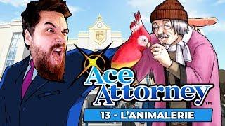 L'ANIMALERIE | Phoenix Wright: Ace Attorney (13)