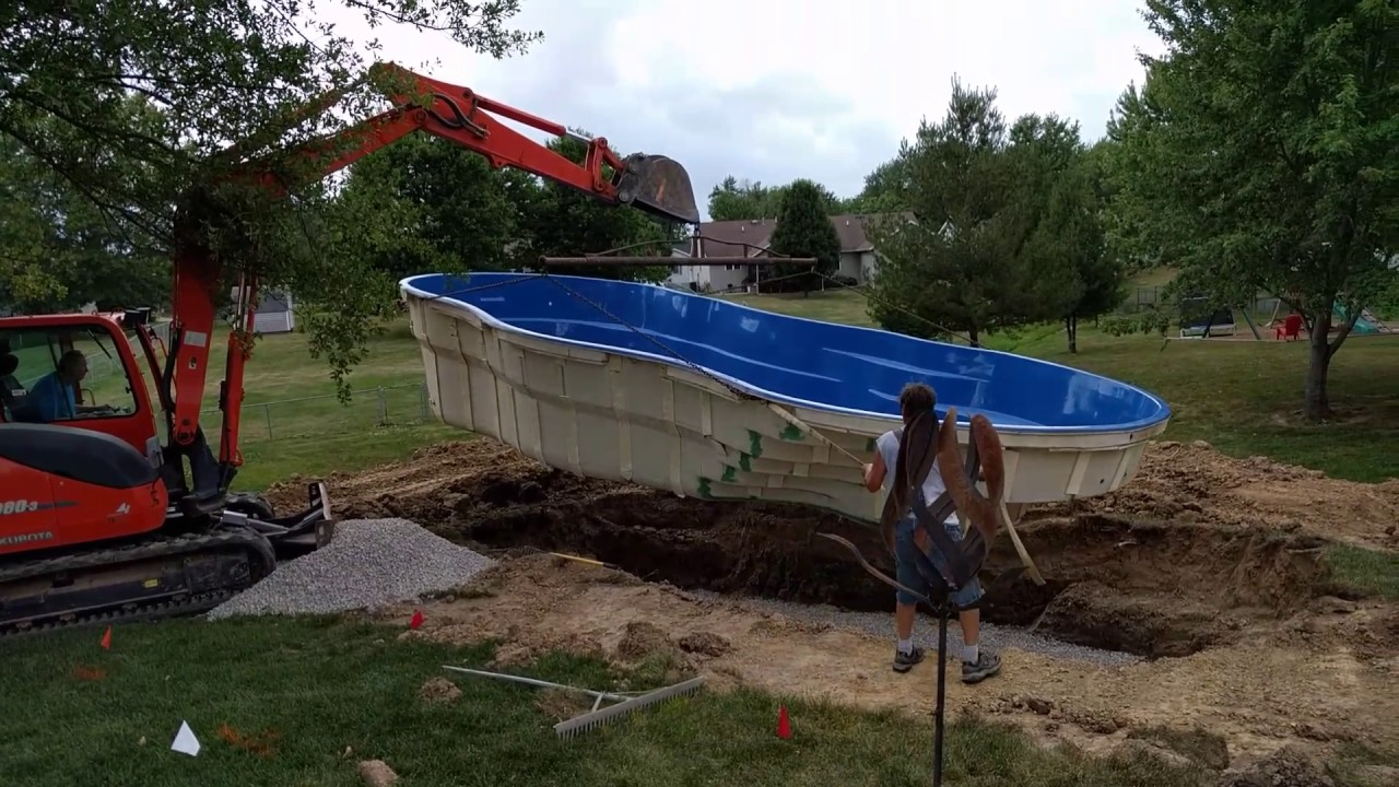 Putting in the Pool