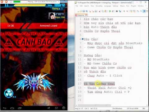 cách hack game chiến cơ huyền thoại - Auto Chiến Cơ Huyền Thoại - 1 Click