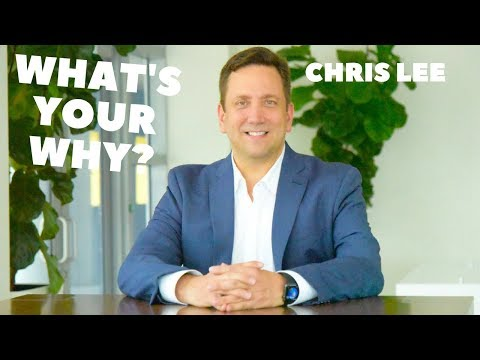 Knowing your PURPOSE with Chris Lee | The key to living a bulletproof life