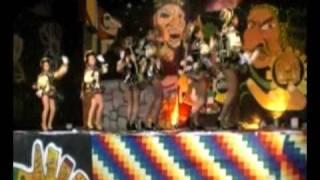 expresiones del altiplano ( bloque femenino ) ,, final concurso de ritmos 2009