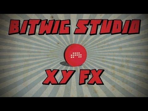 Bitwig Studio: XY FX