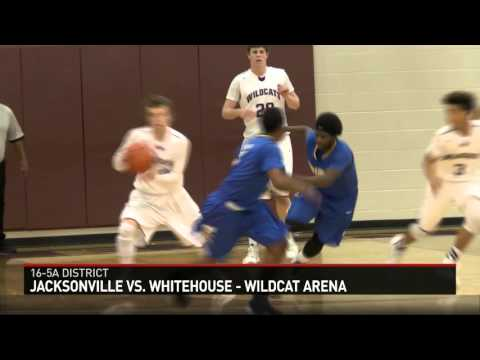 Whitehouse vs. Jacksonville Hoops and Girls Playoff Scoreboard