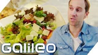 Fast-Food-Kette mit Salat? Die Erfolgsgeschichte von dean&david | Galileo | ProSieben