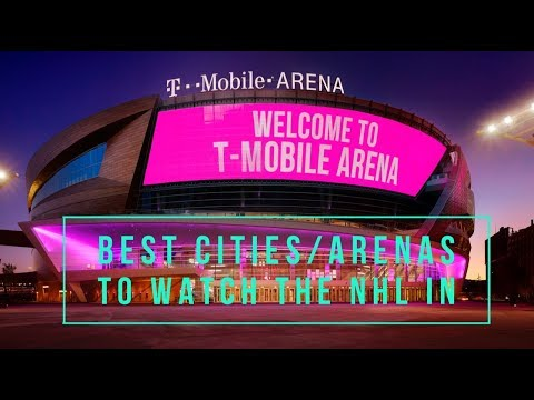 Vancouver Canucks: best cities/arena to watch the NHL in