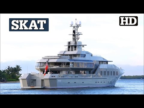 SKAT | Lurssen 233' Super Yacht