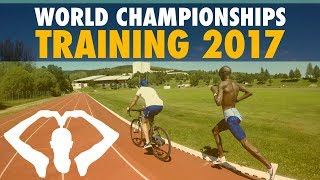 World Championships 2017 Training   Mo Farah