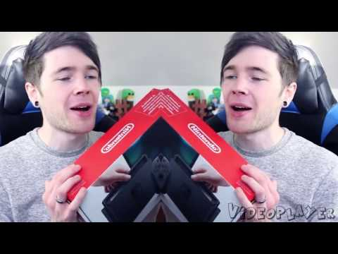 Thumbnail: {YTP} ~ DanTDM Shooted Stars and Found A Nintendo Switch and Breath of the Wild