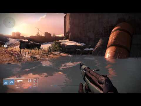Destiny hidden enemy, split second