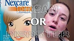 hqdefault - Nexcare Pimple Sticker Review