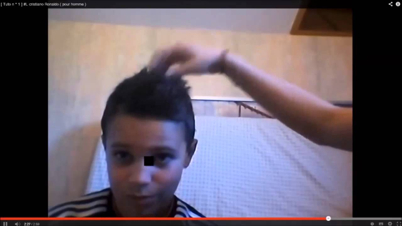 Ronaldo Line Haircut Images Haircut Ideas For Women And Man - Cr7 hairstyle 2015 vs serbia