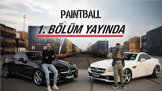 Var Mısın? Sonuna Kadar 1. Bölüm: Otomobillerle Paintball Yarışı