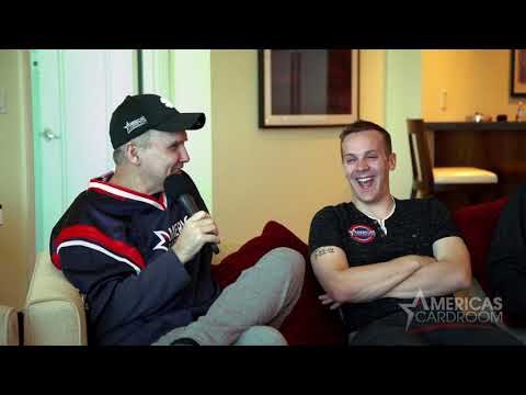 Americas Cardroom: Norm Macdonald Talking Poker With The ACR Pros