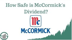 How Safe is McCormick's Dividend? Consumer Staples Stock Analysis