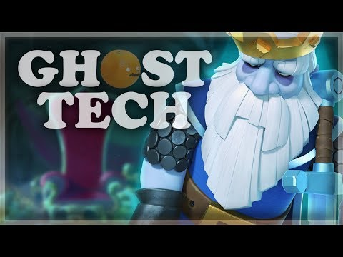 How to Use & Counter the Royal Ghost | Clash Royale 🍊