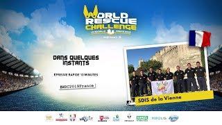 #WRC2109France - Sapeurs-pompiers 86 (Vienne) / Team Patte de Poule