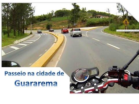 Passeio na cidade de Guararema