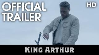 KING ARTHUR: LEGEND OF THE SWORD | Official Trailer | 2017 [HD]