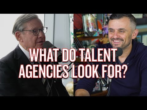 What Do Talent Agencies Like CAA Look For?