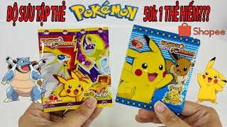 Bộ Sưu Tập Thẻ Pokemon Coin Lotte | Toy Channel Pokemon