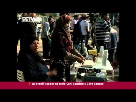 Morsi trial adjourned until January 2014