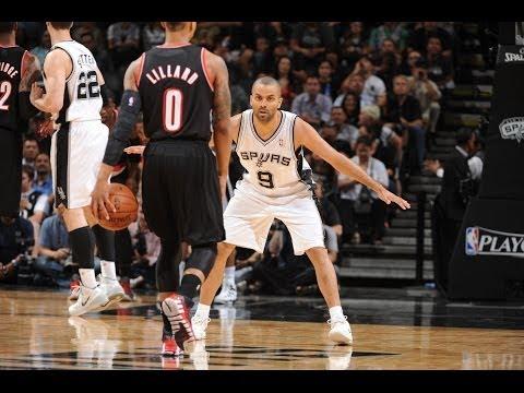 Trail Blazers vs. Spurs: Game 1 Flash Recap