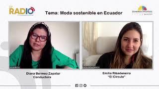 Vídeo de entrevista de Emilia Ribadeneira de El Círcula
