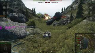 World of Tanks Test ( ULTRA) GTX 1070, I7-6700K (60FPS,1080P)