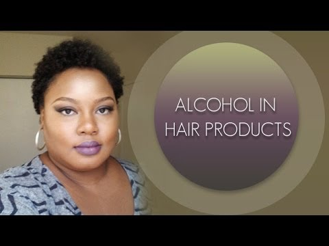 good hair styling tools or bad alcohols in hair products ammina 4702 | hqdefault