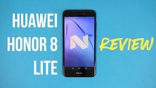Huawei Honor 8 Lite Review [Urdu/Hindi]