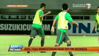 Riedl Rahasiakan Skuat Timnas Dalam Semifinal Piala AFF 2016