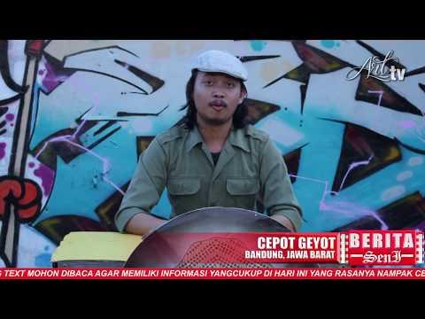 CEPOT GEOT - Sundanese Mechanical Puppet Character