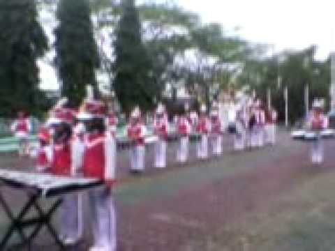 mendez central school lyre band 3rd place in cavite lyre competition