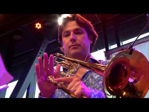 Muziekgebouw aan t' IJ | Mad Hatters - trombone, piano en videokunst | 10 mei 2017
