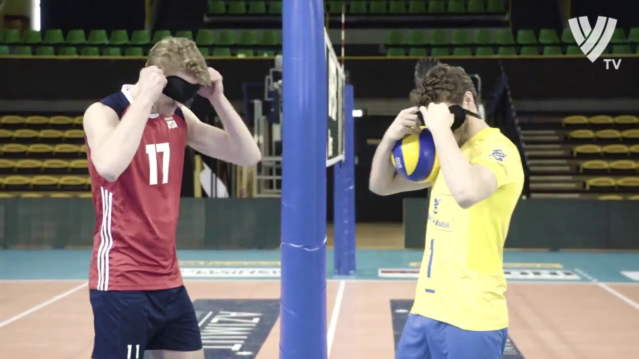 Impossible Volleyball Trick Shots | Volleyball Superstars